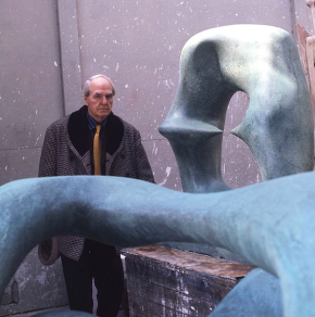 Henry Moore's Contribution to British Modernism
