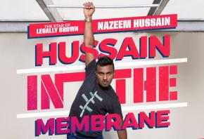 Fringe Comedy Review: NazeemHussain