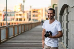 Artist Spotlight #11: PeterAndrinopoulos