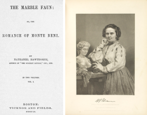 The Marble Faun: An Egregious Portrayal of Female Expatriate Artists in 19th Century Rome