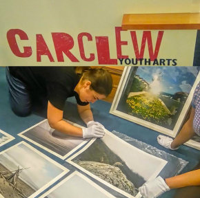 Grasping the Unknown: My Time So Far as Carclew's Curator-in-Residence