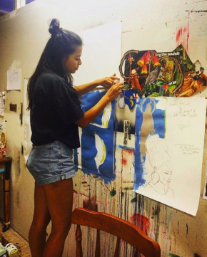 Artist Spotlight #35: AidaAzin