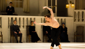 Ballet Review: Nijinsky