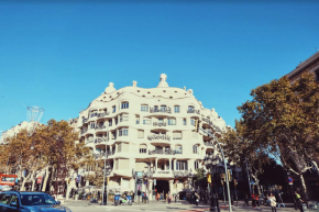 My Favourite Artwork: Casa Mila (La Pedrera)