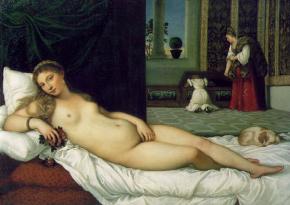My Favourite Artwork: Venus ofUrbino