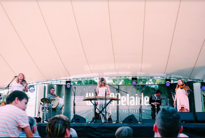 WOMADelaide Day #1: African Acapella, Dodos, and Polish Roots – Collage