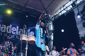 WOMADelaide Day #2: Korean Drums, Senegalese Grooves, and Vietnamese Strings