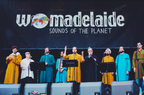 WOMADelaide Day #3: Marvellous Maraca, Perfect Piyut, and Ridiculous Rain