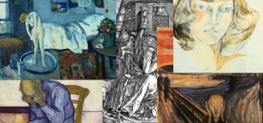 A Study in Blue: Mental Illness and Depression in Art History