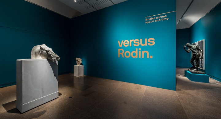 20170301 Versus Rodin Exhibition Installation SRGB 2000px Photo Saul Steed 0Z2Y9397