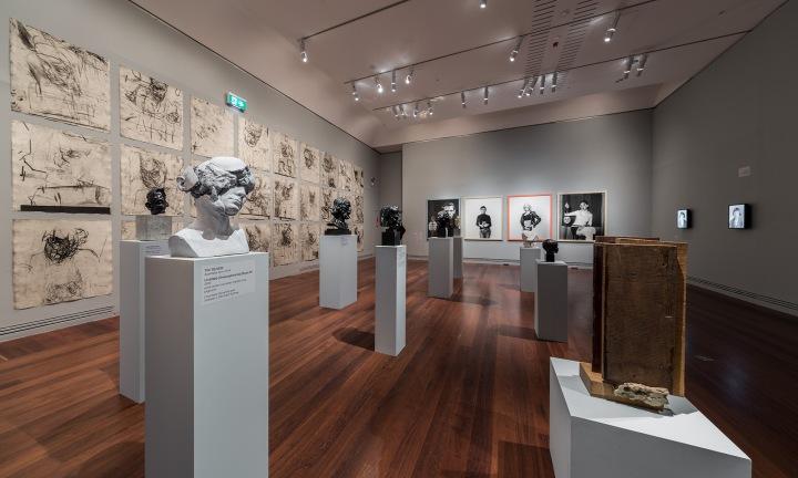 20170301 Versus Rodin Exhibition Installation SRGB 2000px Photo Saul Steed 0Z2Y9439