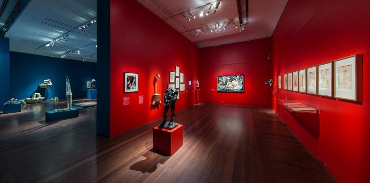 20170301 Versus Rodin Exhibition Installation SRGB 2000px Photo Saul Steed 0Z2Y9503