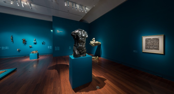 20170301 Versus Rodin Exhibition Installation SRGB 2000px Photo Saul Steed 0Z2Y9510