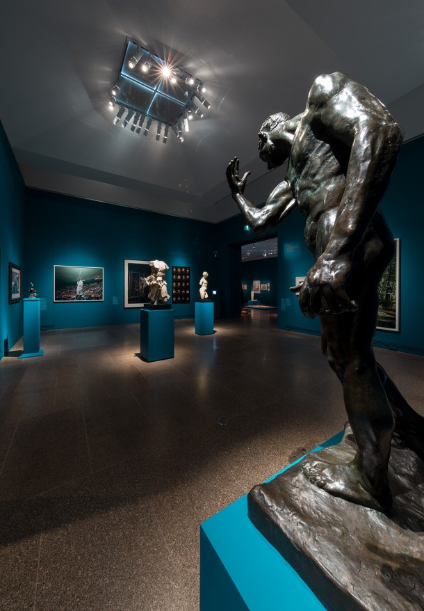 20170301 Versus Rodin Exhibition Installation SRGB 2000px Photo Saul Steed 0Z2Y9542