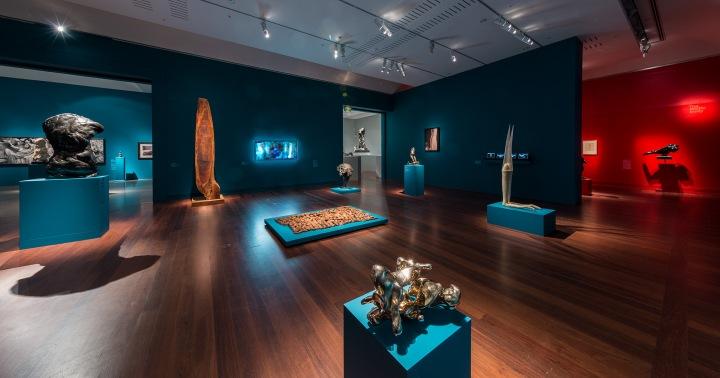 20170301 Versus Rodin Exhibition Installation SRGB 2000px Photo Saul Steed 0Z2Y9578