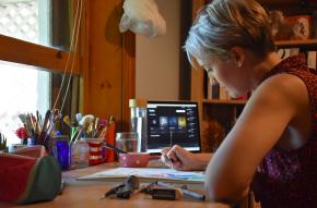 Artist Spotlight #66: AmeliaRobson