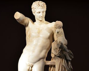 My Favourite Artwork: Hermes and the Infant Dionysus