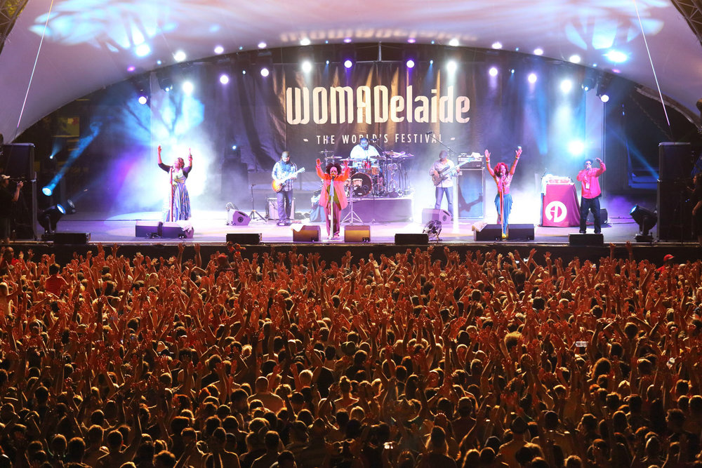 Image result for WOMADelaide Festival adelaide